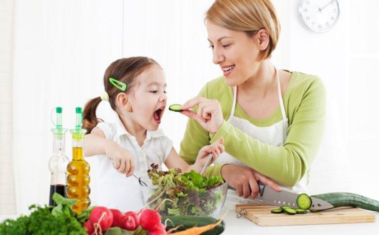5 Dicas de alimentação saudável para crianças