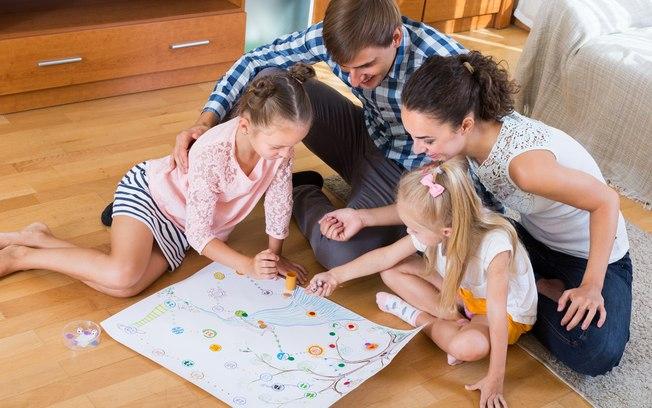 O que fazer com as crianças em casa?