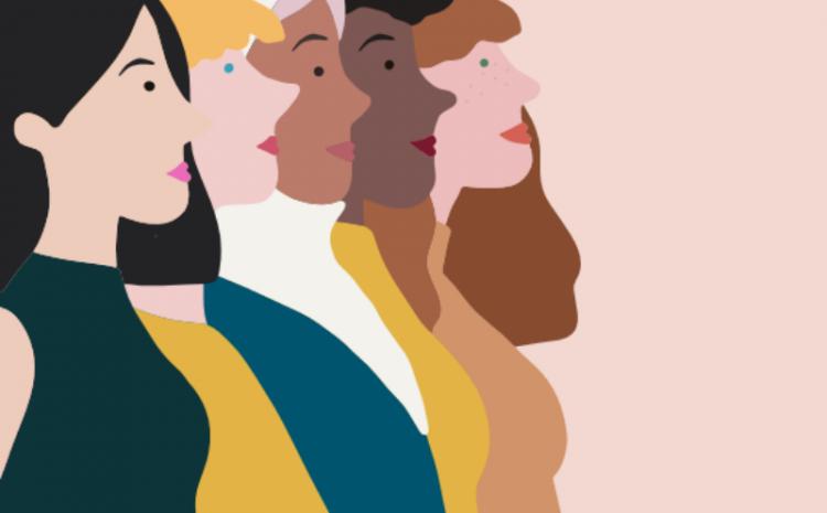 Mulheres voluntárias nessa quarentena